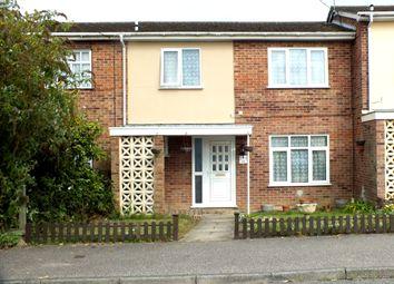 Thumbnail 3 bed terraced house for sale in Wissett Way, Lowestoft