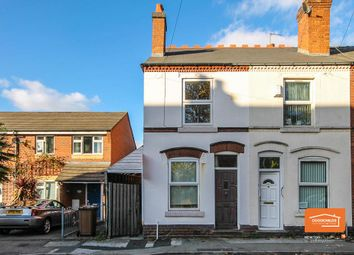 Thumbnail 2 bed end terrace house for sale in Whitehall Road, Walsall