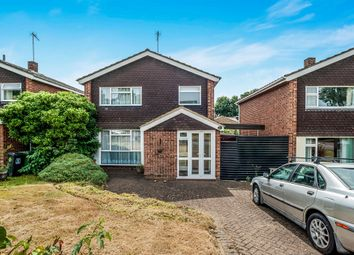 Thumbnail 3 bed detached house for sale in Stanbury Avenue, Watford