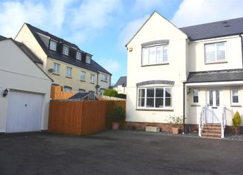 Thumbnail 3 bed detached house for sale in College Green, Bodmin