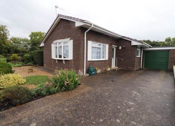 Thumbnail 2 bed detached bungalow for sale in Cleave Park, Fremington, Barnstaple