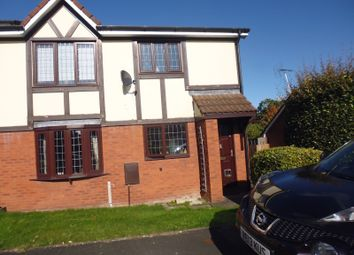 Thumbnail 2 bed flat to rent in Copperfield, Bridgnorth