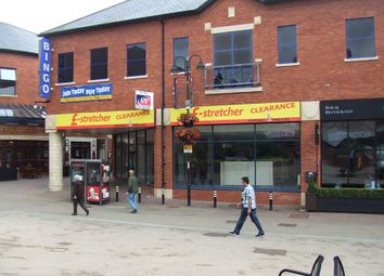 Thumbnail Retail premises to let in Alcester Street, Redditch