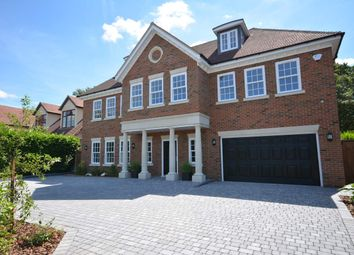 Thumbnail 6 bed detached house for sale in Ernest Road, Emerson Park, Hornchurch