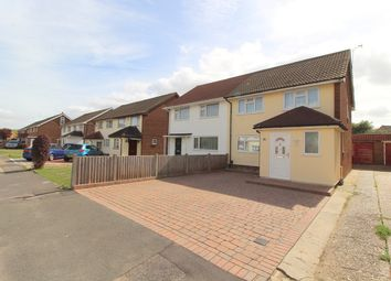 Thumbnail 3 bed semi-detached house for sale in Hannibal Road, Stanwell, Staines-Upon-Thames