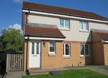 Thumbnail 2 bed semi-detached house for sale in Dr Porter Gardens, Fallin, Stirling