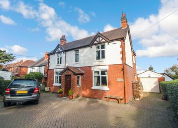 Thumbnail 3 bed detached house for sale in The Common, Grendon, Atherstone