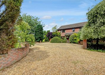 Thumbnail 5 bed detached house for sale in Maddle Road, Upper Lambourn, Hungerford, Berkshire