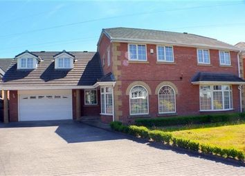 Thumbnail 5 bed property to rent in Fairway, Poulton Le Fylde