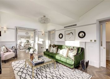Thumbnail 3 bedroom flat for sale in Leinster Square, London