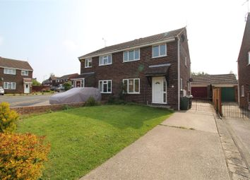Thumbnail 3 bed semi-detached house to rent in Collard Road, Willesborough, Ashford