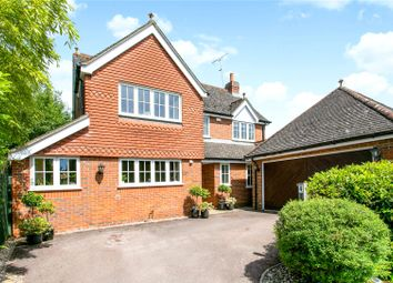 Thumbnail 4 bedroom detached house for sale in Beacon Close, Chalfont St. Peter, Gerrards Cross, Buckinghamshire