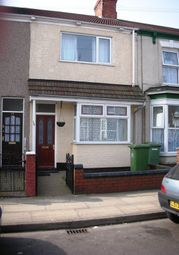 Thumbnail 3 bed terraced house to rent in Crescent Street, Grimsby