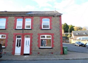 Thumbnail 3 bed end terrace house for sale in Lower Francis Street, Abertridwr, Caerphilly