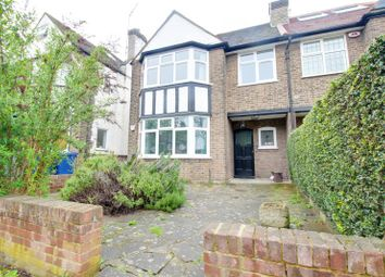 Thumbnail 3 bed flat to rent in Hervey Close, Finchley, London