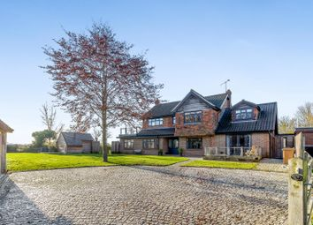 Thumbnail 5 bed detached house for sale in Church Green, Roxwell, Chelmsford