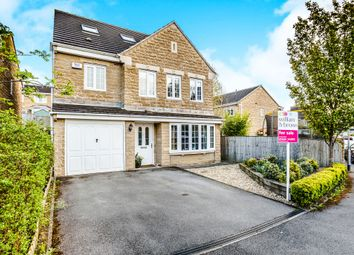 Thumbnail 4 bedroom detached house for sale in Tithefields, Fenay Bridge, Huddersfield