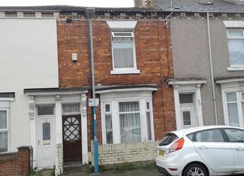 Thumbnail 2 bed terraced house for sale in Johnson Street, Hartlepool