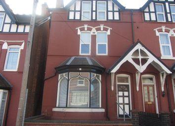 Thumbnail 1 bed property to rent in Harrison Road, Erdington, Birmingham