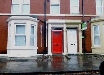 Thumbnail 6 bed town house to rent in Osborne Road, Jesmond, Newcastle Upon Tyne
