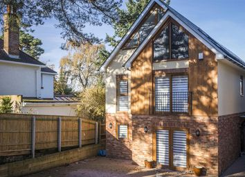 Thumbnail 4 bedroom detached house for sale in Birchwood Road, Canford Cliffs, Poole