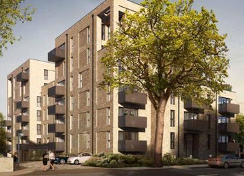 Thumbnail 1 bed flat for sale in Cambium, Southfields, London