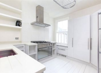 Thumbnail 3 bed flat to rent in Barnard Road, Battersea, London
