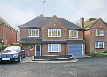 Thumbnail 4 bed detached house for sale in Groveley Lane, Cofton Hackett