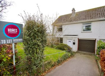 Thumbnail 4 bed end terrace house to rent in Midway Drive, Truro