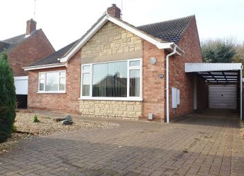 Thumbnail 2 bedroom detached bungalow for sale in Coniston Road, Gunthorpe, Peterborough