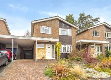 Thumbnail 4 bed detached house for sale in Ash Grove, Wheathampstead, St. Albans, Hertfordshire