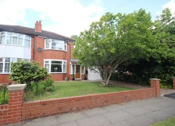 Thumbnail 4 bed semi-detached house for sale in Edge Fold Road, Walkden, Manchester