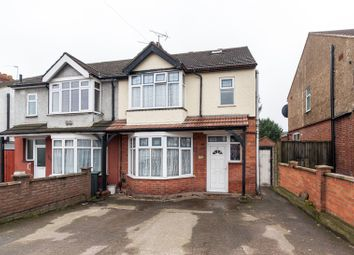Thumbnail 4 bed semi-detached house for sale in Dunstable Road, Luton, Bedfordshire
