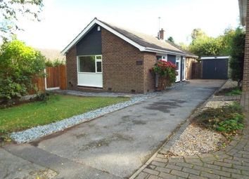 Thumbnail 3 bed bungalow for sale in Kingsdown Mount, Wollaton, Nottingham, Nottinghamshire