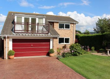 Thumbnail 4 bed detached house for sale in High View, Helsby
