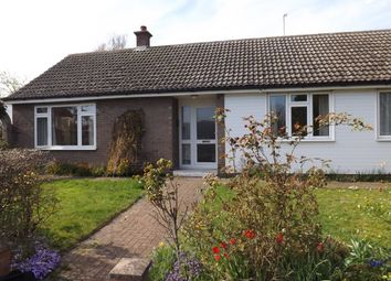 Thumbnail 3 bed bungalow to rent in Conway Crescent, Bedford