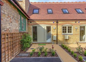Thumbnail 1 bed end terrace house for sale in Fentiman Walk, Fore Street, Hertford