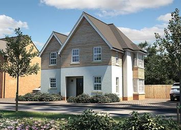 Thumbnail 4 bed detached house for sale in The Malham Plot 87, Seabrook Orchard, Topsham
