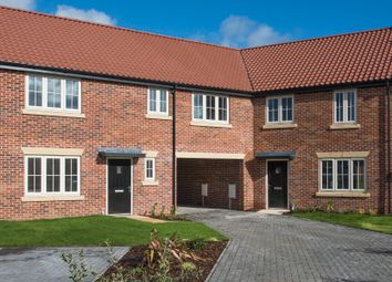 Thumbnail 3 bedroom terraced house for sale in The Felbrigg, Gallus Fields, Church Street, Northrepps, Norfolk