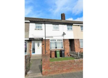 Thumbnail 4 bedroom terraced house for sale in Sitwell Walk, Hartlepool