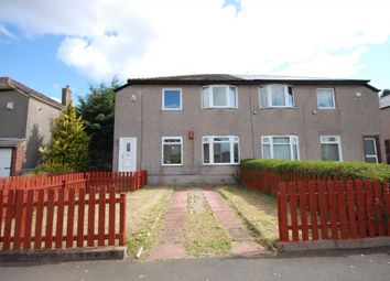 Thumbnail 3 bed flat for sale in Croftend Avenue, Croftfoot, Glasgow