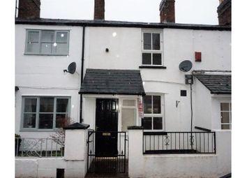 Thumbnail 2 bed terraced house for sale in Glanrafon Terrace, St. Asaph