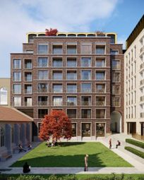 Thumbnail 1 bed flat for sale in Bartholomew Close, Barts Square, London