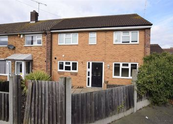 Thumbnail 3 bed end terrace house to rent in Palins Way, Grays, Essex