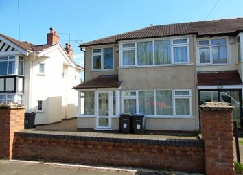 Thumbnail 3 bed property to rent in Old Oak Road, Kings Norton