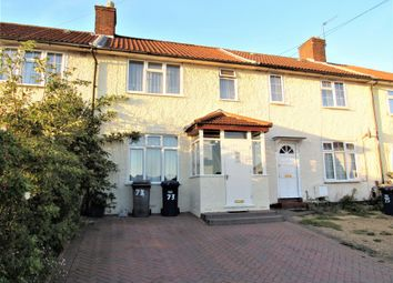 Thumbnail 3 bed terraced house for sale in Homefield Road, Edgware
