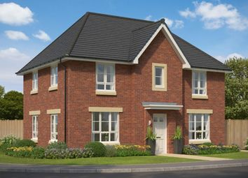 """Thumbnail 4 bed detached house for sale in """"Craigston"""" at Castlelaw Crescent, Bilston, Roslin"""