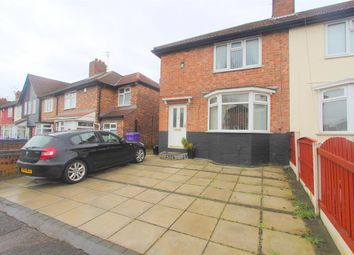 Thumbnail 3 bed terraced house for sale in Churchdown Road, Knotty Ash, Liverpool