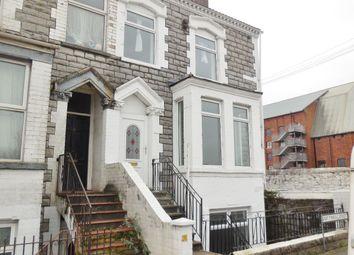 Thumbnail 4 bedroom terraced house for sale in Walker Road, Splott, Cardiff