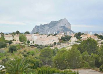 Thumbnail 4 bed villa for sale in Spain, Valencia, Alicante, Calpe